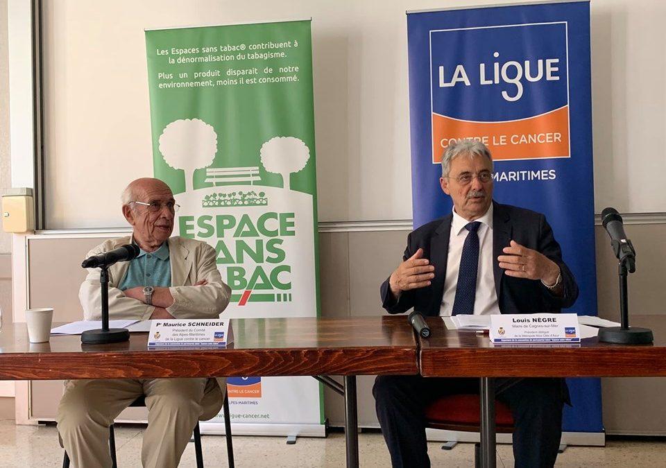 La Ligue contre le cancer – Comité des Alpes-Maritimes (06)